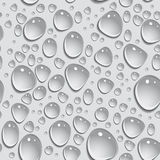Seamless background. Drops of water.. Rain, cold, drop Seamless background. Drops of water Royalty Free Stock Photo