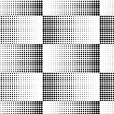 Seamless background. Fade gradient pattern. Vector gradient seamless background.. Fade gradient pattern. Vector gradient seamless background. Gradient halftone Stock Photo