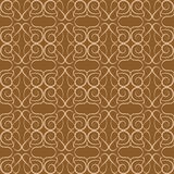 Seamless background Floral Pattern flow Royalty Free Stock Photo