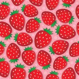 Seamless background fruit theme 3 Royalty Free Stock Photos