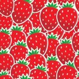 Seamless background fruit theme 4 Royalty Free Stock Photos