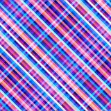 Seamless Background. Geometric Abstract Diagonal Pattern In Low Poly Pixel Art Style. Royalty Free Stock Images