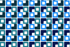 Seamless Background with Geometric Background Royalty Free Stock Photos