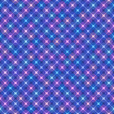 Seamless background with geometric pattern of squares with rounded corners. Royalty Free Stock Photography