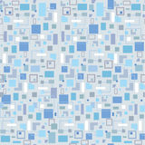 Seamless background with gray squares Stock Image