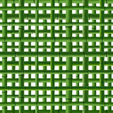 Seamless background of green bamboo grid. Royalty Free Stock Images
