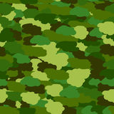 Seamless background in green khaki colors Royalty Free Stock Photos