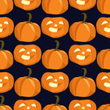 Seamless background for halloween Royalty Free Stock Photos