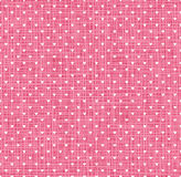 Seamless background of hearts on a pink background Royalty Free Stock Photos