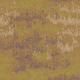 Seamless background with herbal motif Royalty Free Stock Photo
