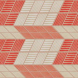 Seamless background illustration. Vector background made zigzag stripes Royalty Free Illustration