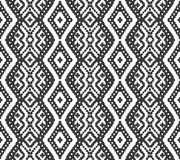 Seamless background image of gray tone aboriginal diamond geometry cross check pattern. Background image of gray tone aboriginal diamond geometry cross check Royalty Free Illustration