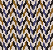 Seamless background image of vintage arrow geometry pattern. Background image of vintage arrow geometry pattern Stock Images