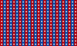 Seamless Background for July 4th. Seamless Background for 4th of July independence day , July 4th, Memorial Day, Independence day vector illustration