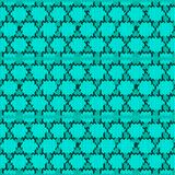 Seamless background with a knitted texture, imitation of wool. A variety of different patterns. royalty free illustration
