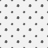 Seamless background lace flower Royalty Free Stock Photography