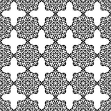 Seamless background with lace pattern. Textile rapport Stock Photo