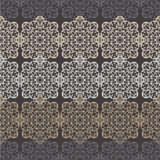 Seamless background with lace pattern. Textile rapport Stock Images