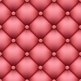 Seamless background of leather upholstery Royalty Free Stock Photos