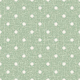 Seamless background with lines and polka dots Royalty Free Stock Photos