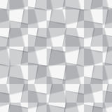 Seamless background made from geometric figures Stock Photography