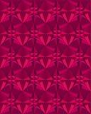 Seamless background magenta. Vector illustration depicting a seamless background, consisting of stars Stock Photos