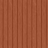 Seamless background of mahogany planks. Royalty Free Stock Image