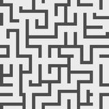 Seamless background. Maze Royalty Free Stock Photography