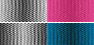 Seamless background with optical illusion effect Royalty Free Stock Photos