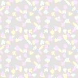 Seamless Background - Pastel Blots Stock Photography