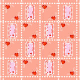 Seamless background pattern Stock Photo