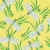 Seamless background pattern Stock Photography