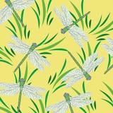 Seamless background pattern Stock Photography