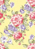 Seamless background pattern 501 Royalty Free Stock Image