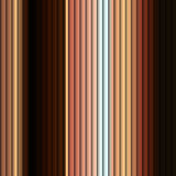 Seamless Background Pattern Brown Stripe Yellow Royalty Free Stock Image
