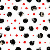 Seamless background pattern, Royalty Free Stock Image