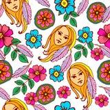 Seamless background Royalty Free Stock Photo