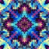 Geometric abstract pattern. Stock Images
