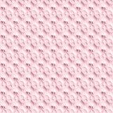 Seamless background with pattern of hearts 3D Stock Photography
