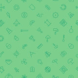 Seamless background pattern for industrial Royalty Free Stock Photo