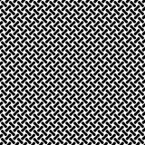 Seamless background pattern of metal or woven fiber. Vector Illustration Stock Photo