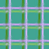 Seamless background pattern with multicolored straight lines. vector illustration