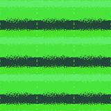 Seamless background pattern with multicolored straight lines. Green colors royalty free illustration