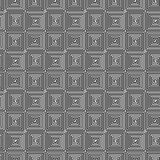 Seamless background, pattern from the repeating abstract labyrin Royalty Free Stock Photos