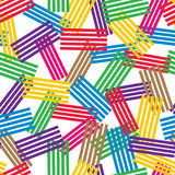Seamless background pattern. texture of abstract colorful. vector  Stock Photography