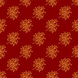 Seamless background pattern. Will tile endlessly. Stock Images