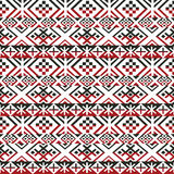 Seamless background with patterns Royalty Free Stock Photography