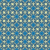 Seamless background of Persian style Royalty Free Stock Photos