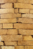 Seamless Background Photo Texture Of Gray Rough Brick Wall Royalty Free Stock Images