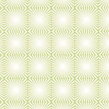 Seamless background rays of light green beige Stock Photos